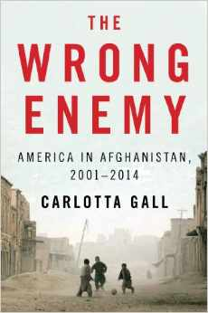 The Wrong Enemy by Carlotta Gaul image of book jacket